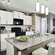 Traditional Kitchen by Shane Homes Ltd.