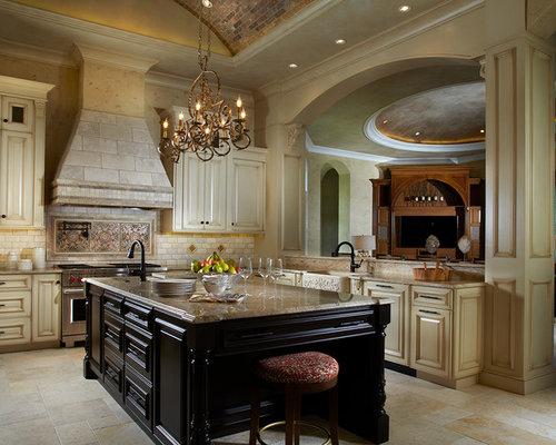 Large Kitchen Houzz