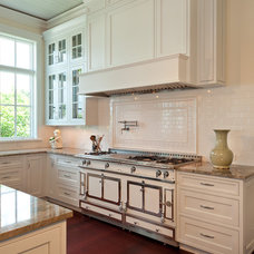 Traditional Kitchen by AlliKristé Custom Cabinetry and Kitchen Design