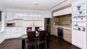 Alluring Modern Kitchen