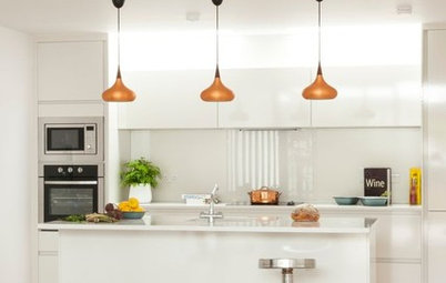 Houzz Tour: Clever Design Brings Light into a Unique Home in Dublin