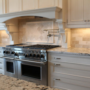 Almond Beige Marble Collection