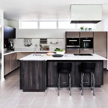 Alno Contemporary Kitchen