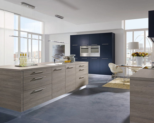 ALNO KITCHENS - German Cabinetry