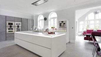 ALNOSTAR CERA & ALNOSTAR SUND Customer Kitchen