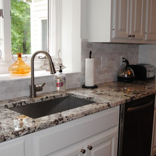 Traditional Kitchen by JMT Builders