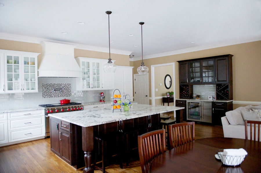 Alpharetta - Transitional Kitchen