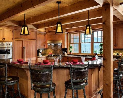 alpine kitchen designs alpine kitchen design ideas renovations photos with medium wood