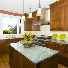 Eclectic Kitchen by Design Solutions