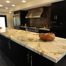 Contemporary Kitchen by Direct-Trades