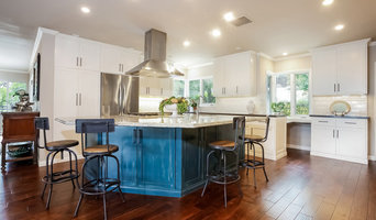 Altadena Kitchen and Family Room Renovation