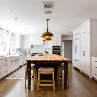Altadena Modern Farmhouse: Kitchen