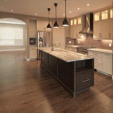 Traditional Kitchen by Treehouse Developments Ltd
