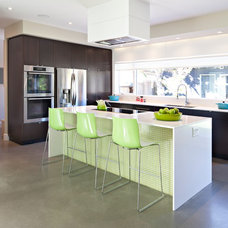 contemporary kitchen by housebrand