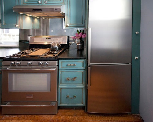Mismatched Cabinets | Houzz