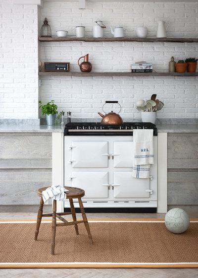 Traditional Kitchen by Alternative Flooring