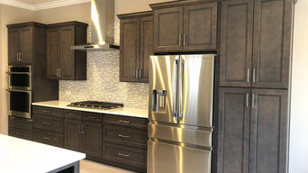 Alton Stone Gray Kitchen Cabinets