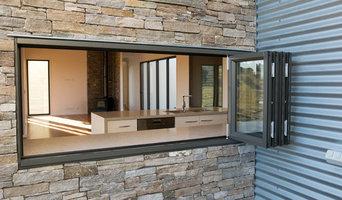 Aluminium Bi-Fold Window