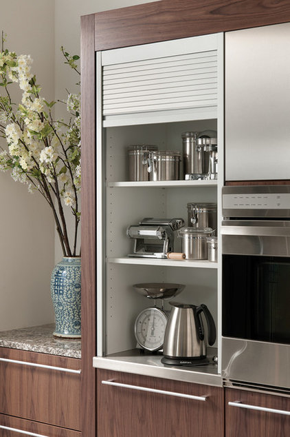 Contemporary Kitchen by Wood-Mode Fine Custom Cabinetry
