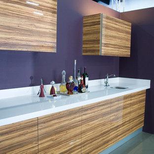 Aluniq Showroom - Aluminum Kitchens