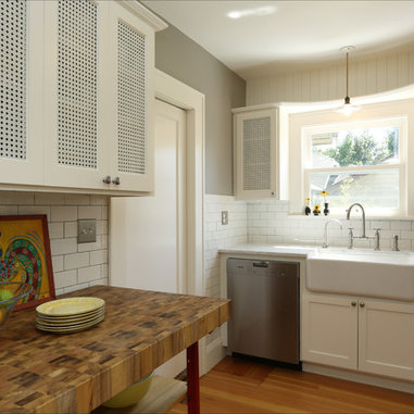 Wire Mesh Cabinet Doors Design Ideas, Pictures, Remodel and Decor