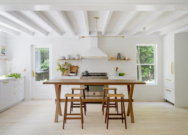 Scandinavian Kitchen by Jessica Helgerson Interior Design