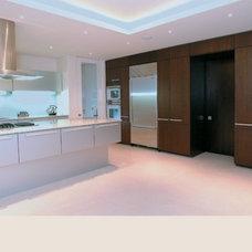Contemporary Kitchen Amalgam : Interior design and architecture