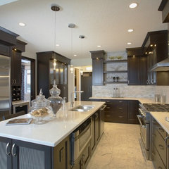 contemporary kitchen by Superior Cabinets