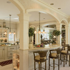 Traditional Kitchen by Lowe's Portland Maine