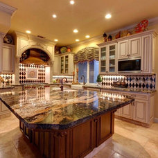 Traditional Kitchen by Professional Design Consultants