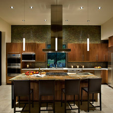 Contemporary Kitchen by Link Architecture, PC