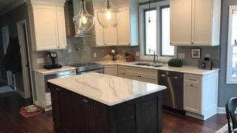 Amazing transitional kitchen