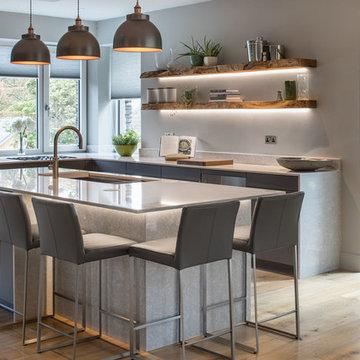 Ambleside Contemporary Home