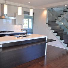 Contemporary Kitchen by Paradigm Kitchen Design