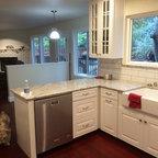 1920 S Historic Kitchen Traditional Kitchen Seattle