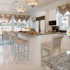Traditional Kitchen by American & International Designs, Inc.