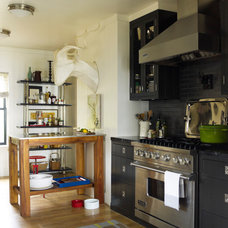 Contemporary Kitchen by Clarkson Potter