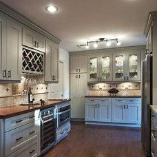 Traditional Kitchen by Lumber Liquidators