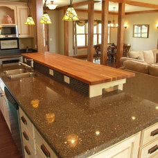 Traditional Kitchen by Lumber Liquidators