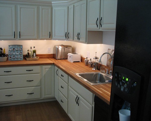 Cherry Butcher Block Home Design Ideas Pictures Remodel