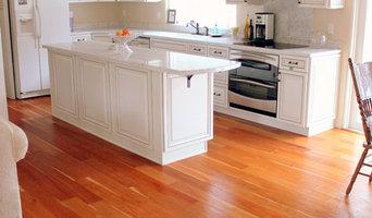American Cherry hardwood Floors