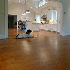 Hardwood Flooring by Heritage Wide Plank Flooring