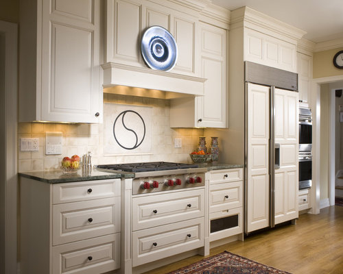 Built In Range Hood | Houzz
