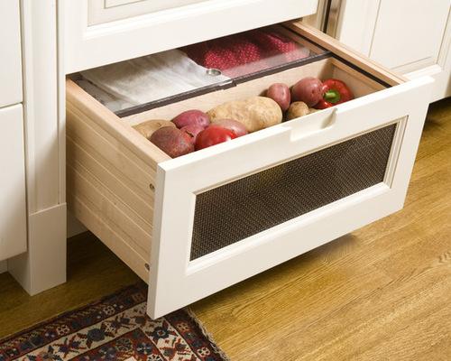 Vegetable Storage | Houzz