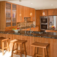 Contemporary Kitchen by HomeTech Renovations, Inc.