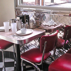 Kitchen by W. David Seidel, AIA - Architect