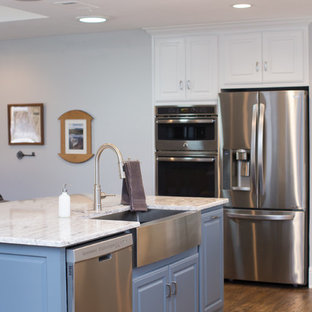 American Elm   Kitchen + Master Bathroom