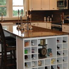 Traditional Kitchen by Jennifer E. McClelland Design Co
