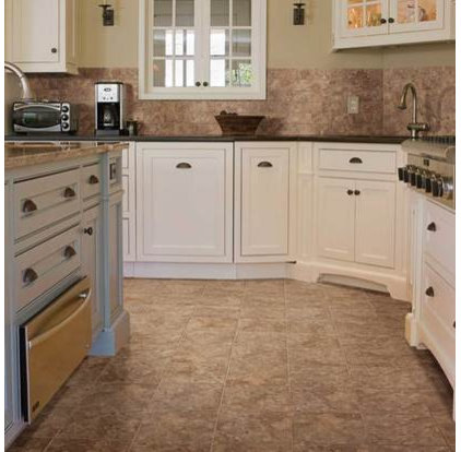 Traditional Kitchen by American Olean