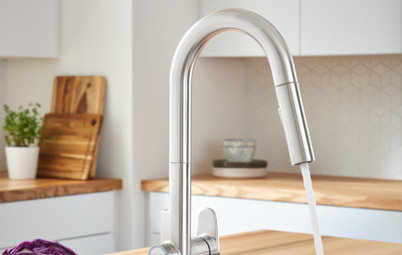 4 Ways the Right Kitchen Faucet Makes Your Life Easier